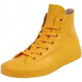 Chaussures Wild Honey Montante Jaune Femme Converse