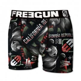 Boxer California Noir Bébé Garçon Freegun