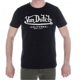 TEE SHIRT CALIFORNIA NR - Tee shirt Homme Von Dutch