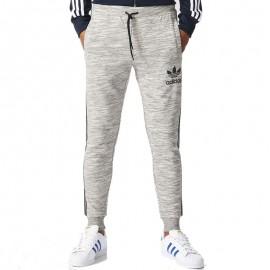 Pantalon CLFN Gris  Clair Homme Adidas