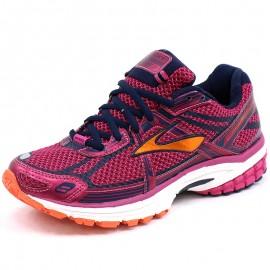Chaussures Vapor 3 Rose Running Femme Brooks