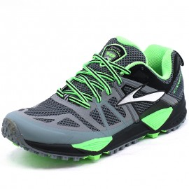 Chaussures Cascadia 10 Gris Trail Homme Brooks
