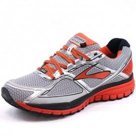 Chaussures Ghost 8 GTX Gris Running Homme Brooks