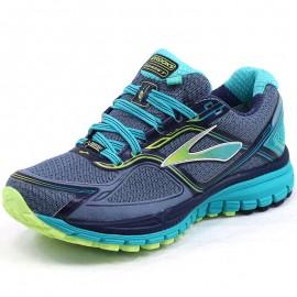 Chaussures Ghost 8 GTX Gris Running Fille/Femme Brooks