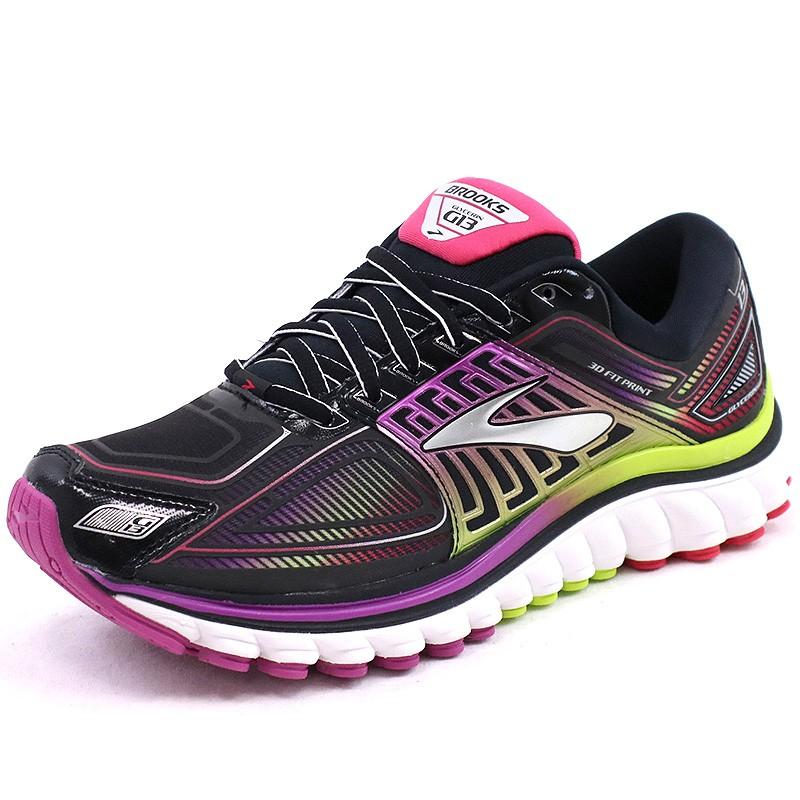 Chaussures Glycerin 13 Noir Running Femme Brooks