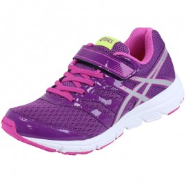 Chaussures Gel Zaraca 4 PS Violet Running Fille Asics