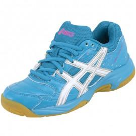 Chaussures Gel Squad GS Bleu Handball Garçon Asics