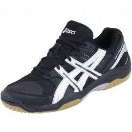 Chaussures Gel Squad Noir Handball Homme Asics