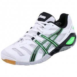 Chaussures Gel Sensei 4 Blanc Volleyball Homme Asics