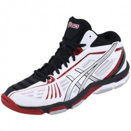 Chaussures Gel Gel Volley Elite 2 Montante Blanc Volley-Ball Homme Asics