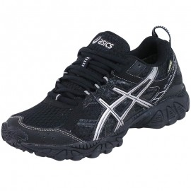 Chaussures Gel Trail Lahar 5 G-TX Noir Trail Femme Asics