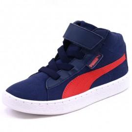 Chaussures Canvas '48 Bleu Garçon Puma