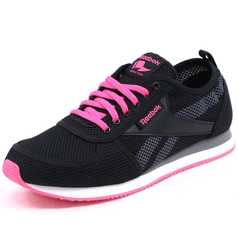 Femme Noir Reebok Chaussures Jog 2SE Baskets Royal UqzVpSM