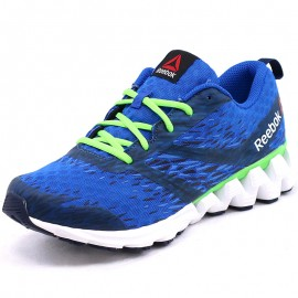 Chaussures Zigkick Sierra Bleu Running Garçon Reebok