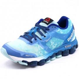 Chaussures ZJet Soul Bleu Running Femme Reebok