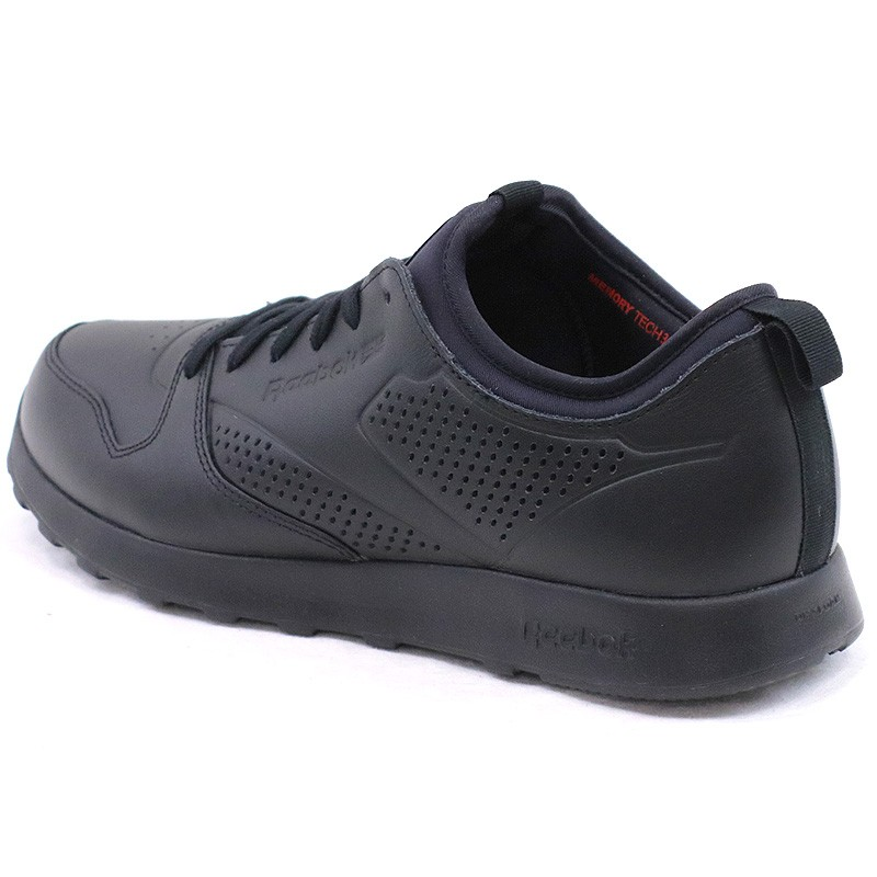 56fbed7118239 Chaussures Classic Leather Lite Noir Homme Reebok - Baskets