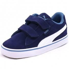 Chaussures 1948 Vulc V Bleu Bébé Garçon Puma