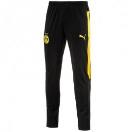 Pantalon TRAINING Borussia Dortmund Noir Football Homme Puma