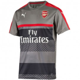 Maillot Entrainement Arsenal Gris Football Homme Puma