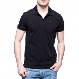Polo Ariz Cage Noir Homme Redskins