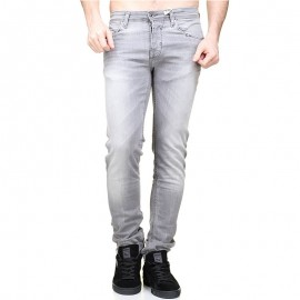 Jean Hammon 2 straight Gris Homme Kaporal