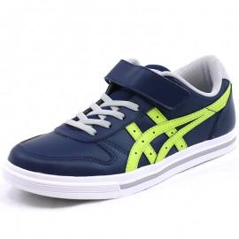 Chaussures Aaron PS Bleu Garcon Onitsuka Riger