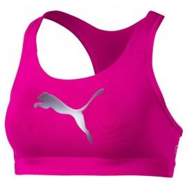 Brassière Powershape Violet Sport Femme Puma