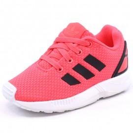 Chaussures ZX Flux Rose Bébé Fille Adidas