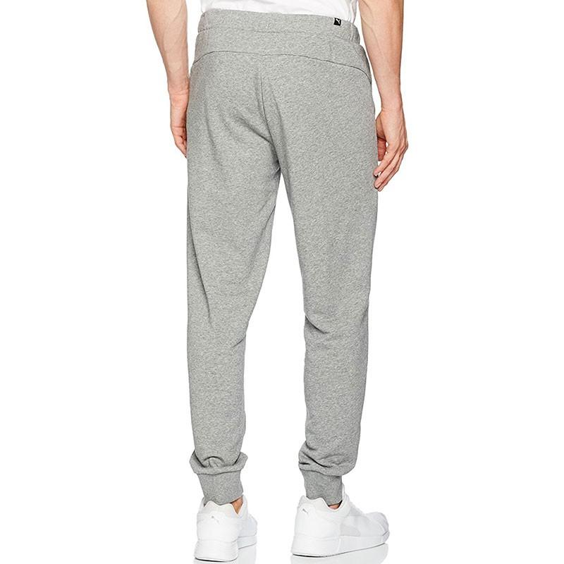 pantalon rebel sweat gris homme puma pantalons. Black Bedroom Furniture Sets. Home Design Ideas
