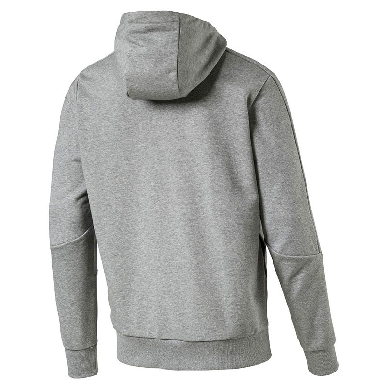 sweat hero hd gris homme puma sweats. Black Bedroom Furniture Sets. Home Design Ideas