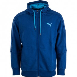 Sweat Hero Bleu Homme Puma