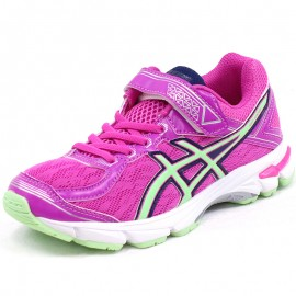 Chaussures GT-1000 4 PS Rose Running Fille Asics
