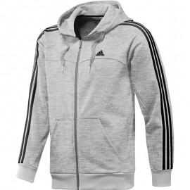 Veste Essentials 3S Lifzhood Gris Homme Adidas