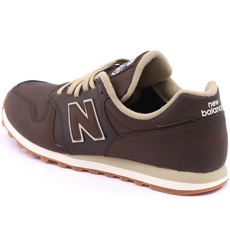 Chaussures ML373 Marron Homme New Balance