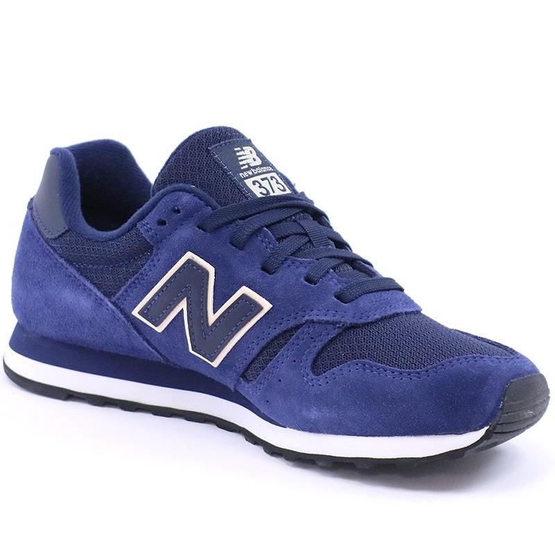 new balance bleue femme chaussure