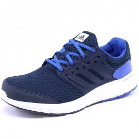 Chaussures Galaxy Bleu Running Homme Adidas