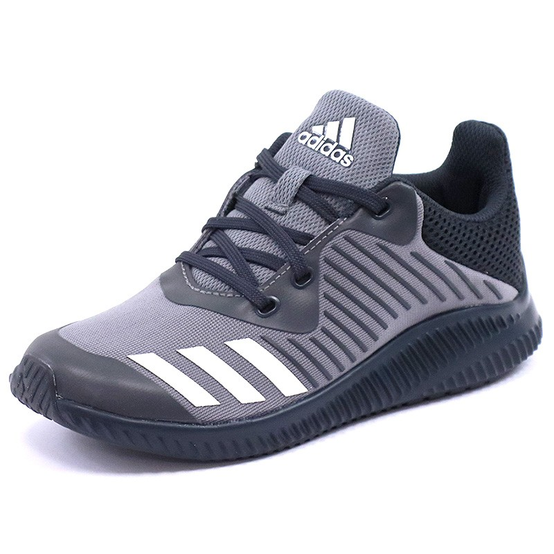 chaussures forta run gris sport gar on adidas chaussures de sport. Black Bedroom Furniture Sets. Home Design Ideas