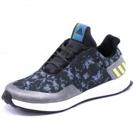 Chaussures Forta Run Uncaged Noir Sport Garçon Adidas