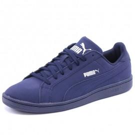 Chaussures Smash Buck Mono Bleu Homme Puma