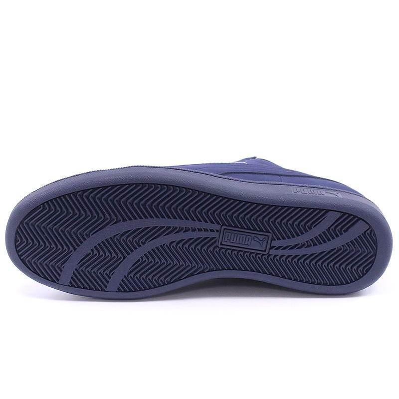 c6db9398af2 Chaussures Smash Buck Mono Bleu Homme Puma - Baskets