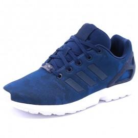 Chaussures ZX Flux Bleu Garçon Adidas