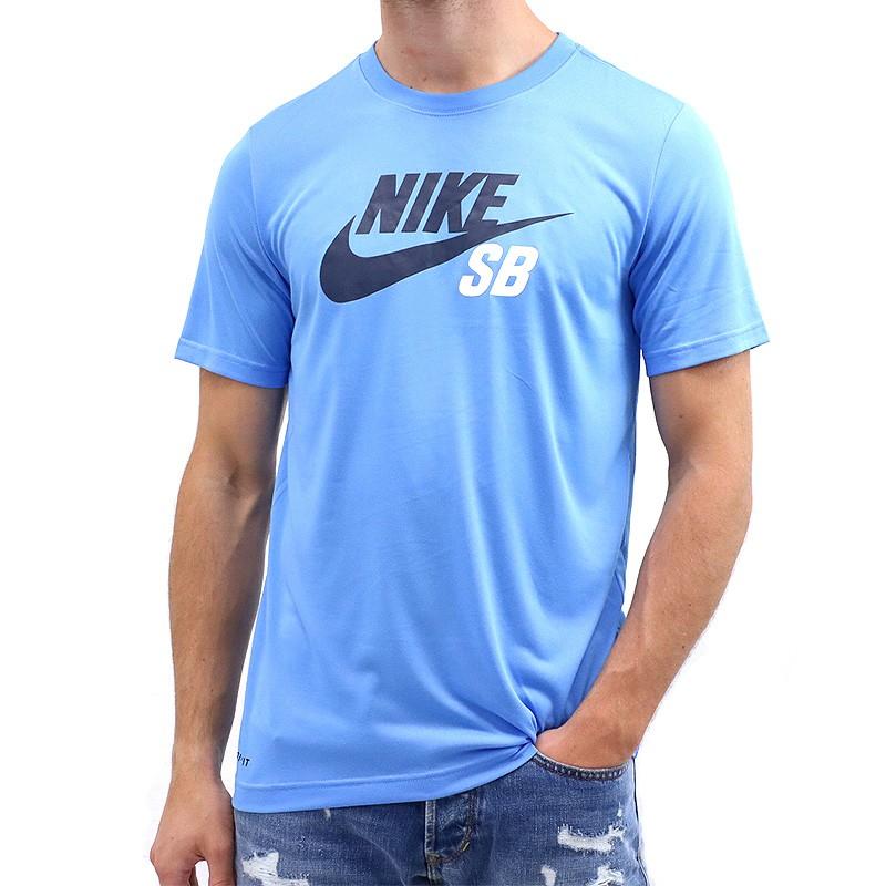 tee shirt dryfit fri fit bleu gar on nike t shirts. Black Bedroom Furniture Sets. Home Design Ideas