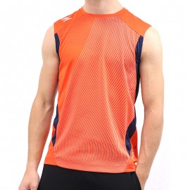 Débardeur Elise Orange Homme Umbro