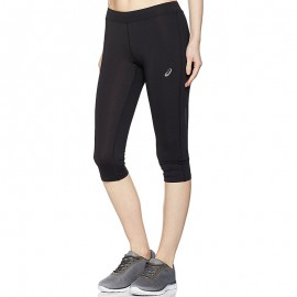 Collant 3/4 Knee tight Noir Running Femme Asics