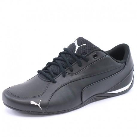 new product 2713d 788e5 puma drift cat 5 noir