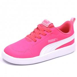 Chaussures Courtflex Inf Rose Bébé Fille Puma