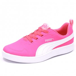 Chaussures Courtflex Inf Rose Fille Puma
