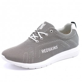 Chaussures Tessier Gris Homme Redskins