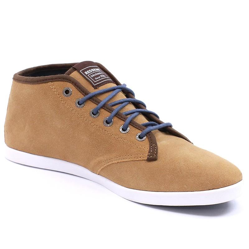 chaussures zelek marron homme redskins chaussures de ville. Black Bedroom Furniture Sets. Home Design Ideas