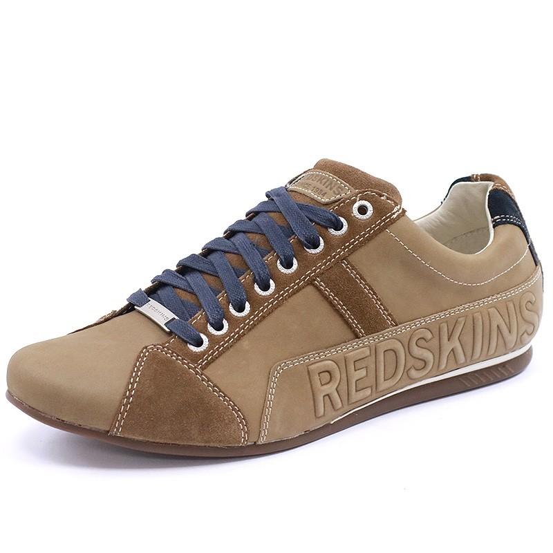 chaussures cuesto marron homme redskins chaussures de ville. Black Bedroom Furniture Sets. Home Design Ideas